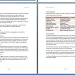 Extra Project 1B Pages 1 & 2 of the Report
